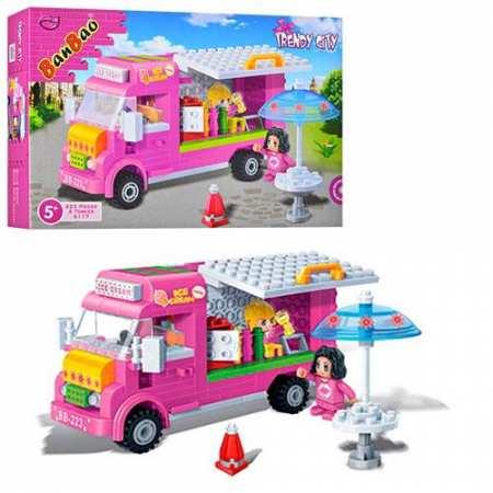 Магазин мороженного на колесах - сюжетно-ролевой конструктор