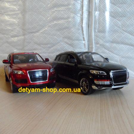 Audi Q7 - машинка на радиоуправлении