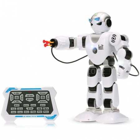 Робот K1 на р/у - это интелектуальный робот для мальчиков в любом возрасте.