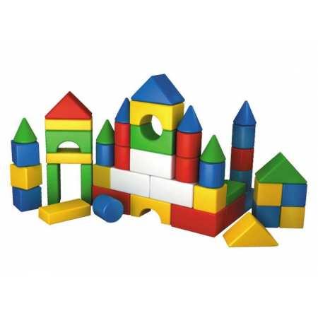 """""""Веселка 3"""" - детский игровой конструктор с крупными блоками от 1-го года"""
