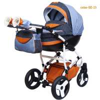 Детская коляска Sirius Eco