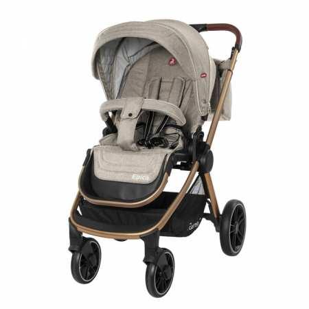 Детская коляска 2в1 - CARRELLO Epica