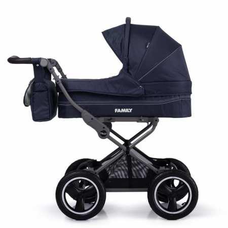 Детская классическая  коляска TILLY Family T-181