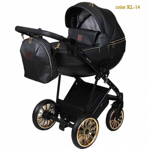Детская коляска 2в1 - Kapris Luxury