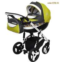 Детская коляска Sirius Turbo Drop