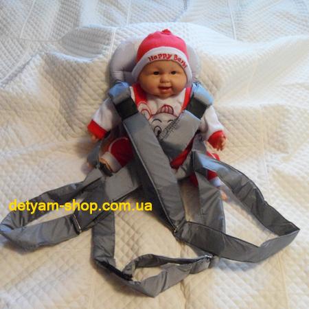 Классик - кенгуру-переноска для детей с 6 месяцев