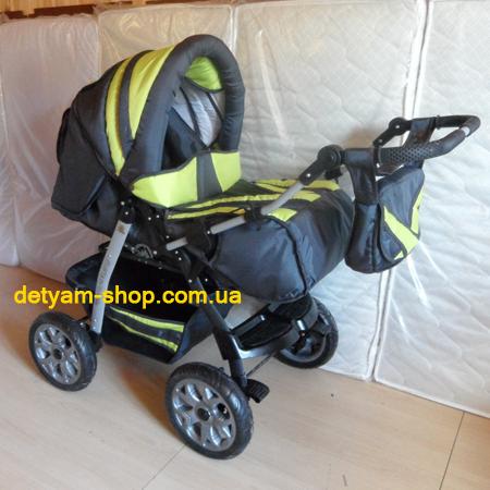 Комфорт - детская коляска-трансформер (зима-лето)