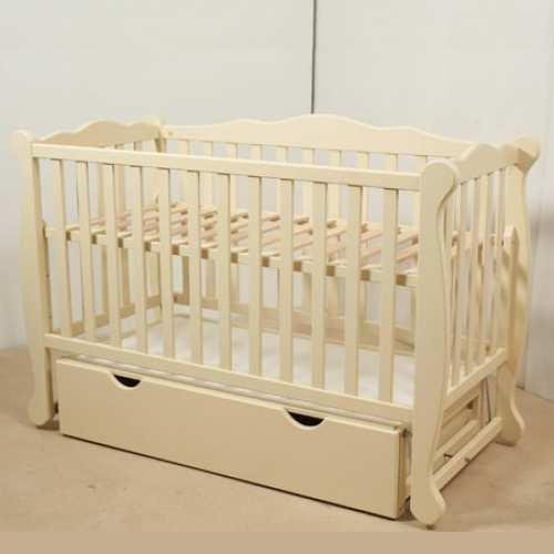 Детская кроватка NATALI-2 с закрытым ящиком