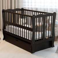 Детская кроватка Каролина венге