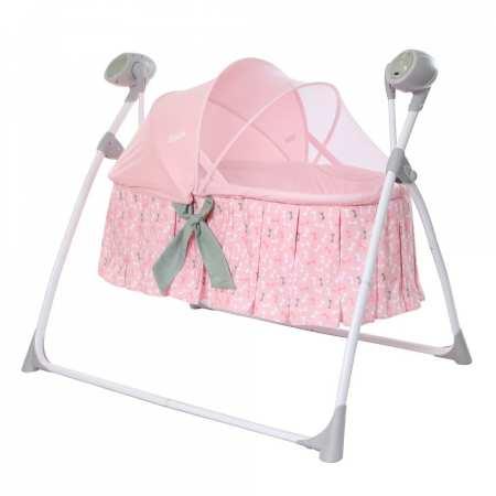 CARRELLO Dolce  (Каррелло Дольче) - электронная люлька-качеля рассчитана для ребенка с рождения и до 9 месяцев.