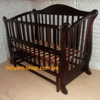 Детская кроватка- диванчик Дельфин