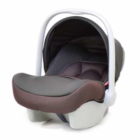 CARRELLO Mini - автокресло-переноска с чехлом на ножки для детей от 0 до 13 кг