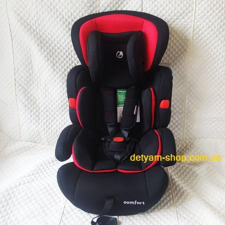 Автокресло BABYCARE Comfort Red