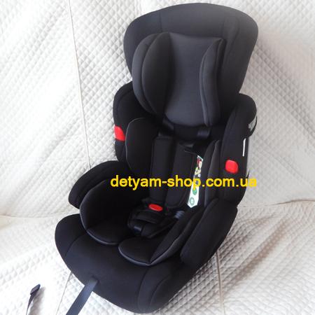 BABYCARE Comfort - универсальная модель автокресла для трех возрастных групп: 1,2,3 (от 9-36 кг)