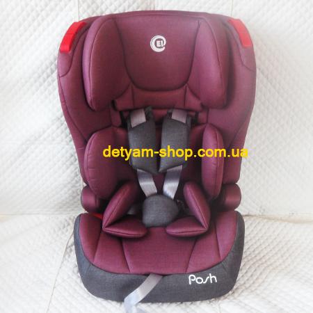 Posh (Пош) ISOFIX  (9-36 кг)