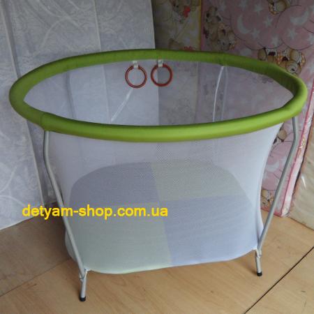 OMMI Animals Euro - детский круглый манеж, диаметр - 100 см