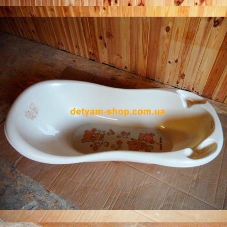 Ванночка - Мишка