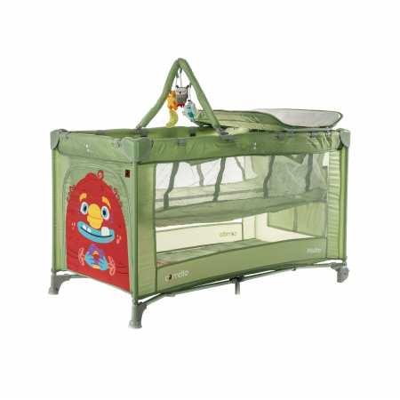 CARRELLO Molto - манеж-кровать с пеленальным столиком