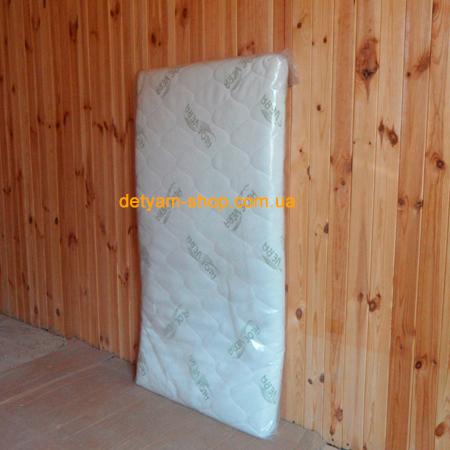 Алое-Вера-Комфорт 5 слоев кокосового волокна в трикотажном чехле с пропиткой  Алое-Вера 120*60