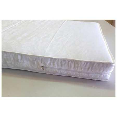 Кокос - Холлофайбер - Кокос - 10 см - двухсторонний ортопедический матрац, 120*60 см., толщиной 10 см
