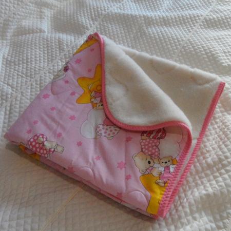 Одеяло шерстяное двухстороннее