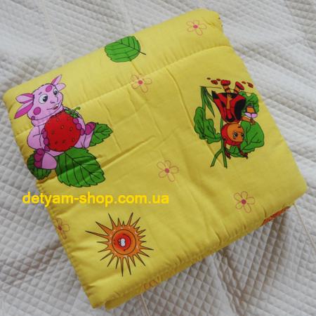 Одеяло шерстяное Мультяшки