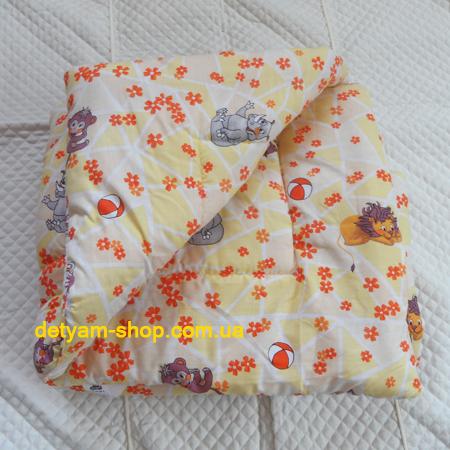 Одеяло шерстяное Ярослав, 110*145