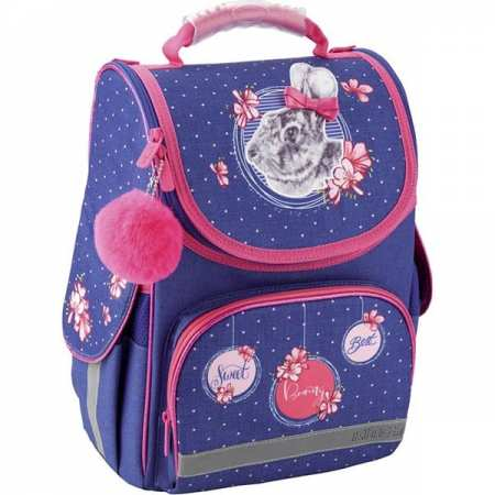 Рюкзак каркасный Fluffy bunny