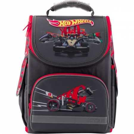 Hot Wheels 500 - каркасный, легкий, ортопедический, школьный рюкзак-трансформер известного бренда KITE