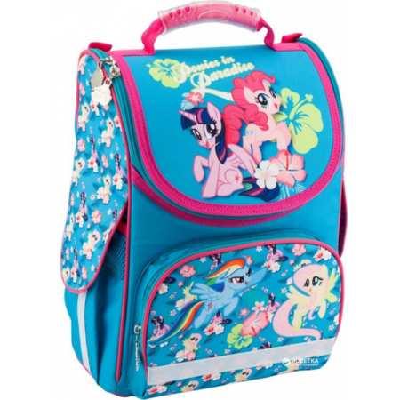My Little Pony (Мой маленький пони) - каркасный, легкий, ортопедический, школьный рюкзак ( Kite)