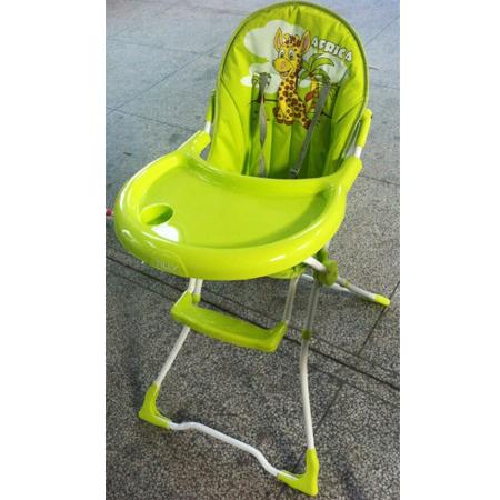 Africa BT-HC-0005 - классический стульчик для кормления с пластиковой столешницей
