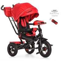 Детский велосипед-коляска Турбо-трайк