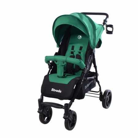 BABYCARE Strada –  стильная, современная и надежная коляска с 5-ю уровнями наклона спинки.