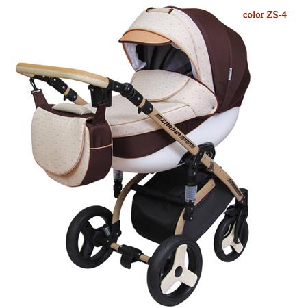 Детская коляска Zarina Sport - инновационная, невероятно стильная, комфортная и современная коляска 2 в 1