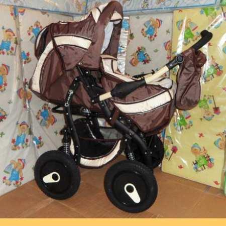 Универсальная детская коляска трансформер Соната