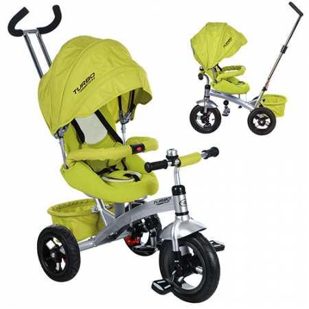 M 3194 - велосипед-коляска с надувными колесами и поворотным сидением