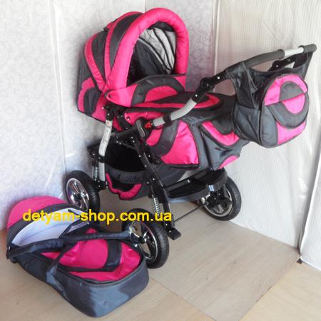 Флекс детская коляска-трансформер (зима-лето)
