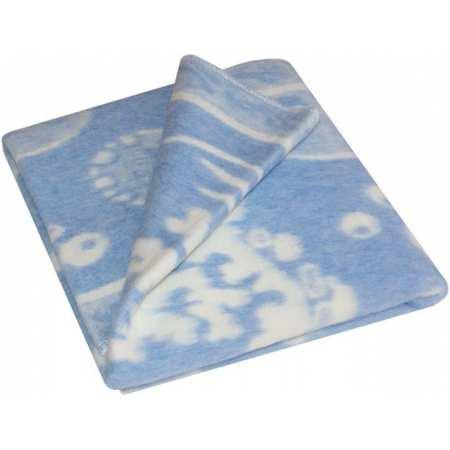 Одеяло байковое 100*140 (фланель)