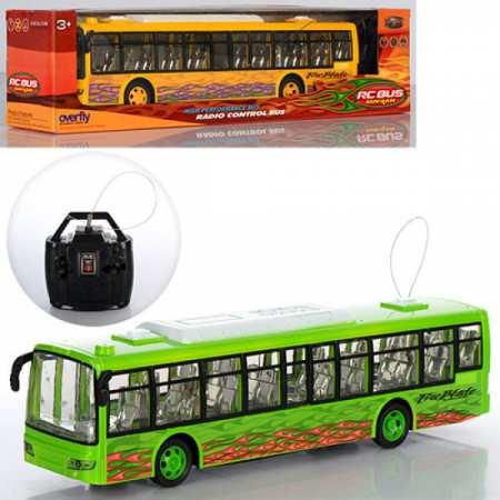 666-175 - музыкальный автобус на радиоуправлении (38 см)