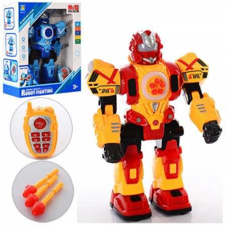 Робот-8811 на р/у - это увлекательна игрушка для мальчиков в любом возрасте.