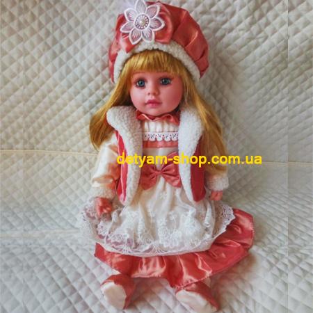 Панночка - интерактивная музыкальная кукла на украинском языке, знает 100 фраз