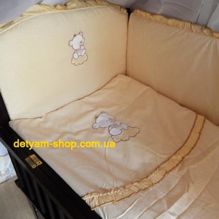 Балу - 2 - набор постельного белья в кроватку с выcокой защитой
