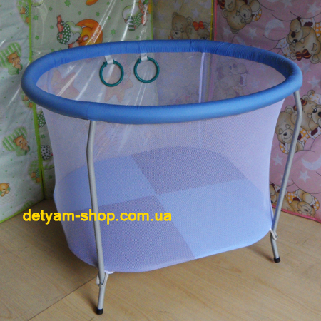 OMMI Small - детский круглый манеж, диаметр - 85 см