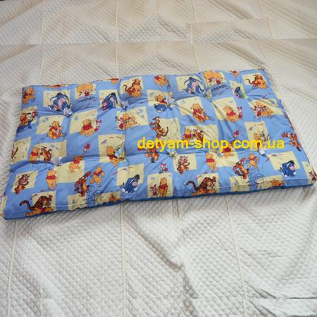 Ватный - мягкий матрас в кроватку на ватине 120*60 см