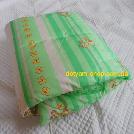 Одеяло 042 - цветное, силиконовое 110*145