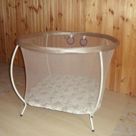 OMMI Kolko - детский круглый манеж, диаметр - 100 см