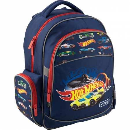 Рюкзак Hot Wheels 510 -  легкий, ортопедический, школьный рюкзак известного бренда KITE