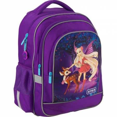 Wood Fairy (Лесная Фея) - легкий, ортопедический, школьный рюкзак известного бренда KITE