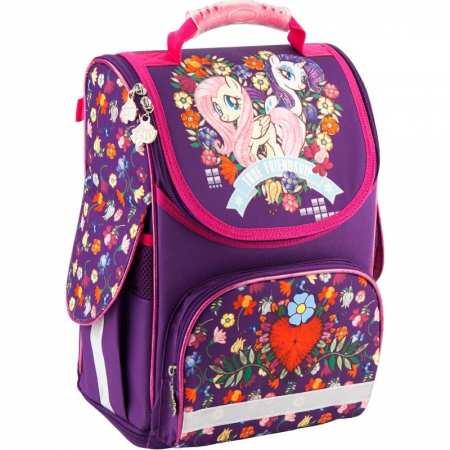 My Little Pony 500 - каркасный, легкий, ортопедический, школьный рюкзак-трансформер известного бренда KITE