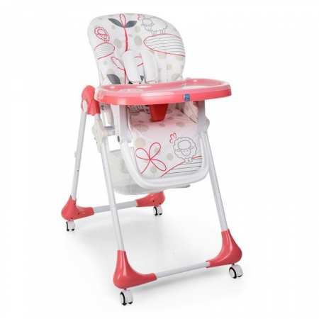 Bambi - 3233 - многофункциональный стульчик для кормления  с наклоном спинки